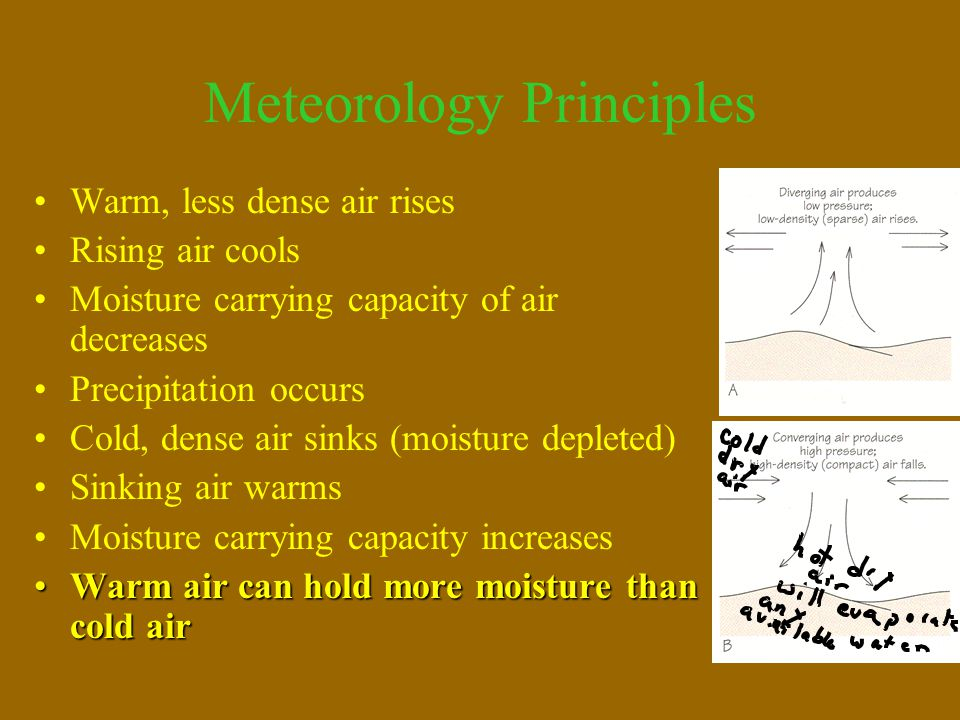Meteorology Principles