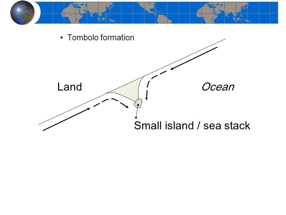 Small island / sea stack