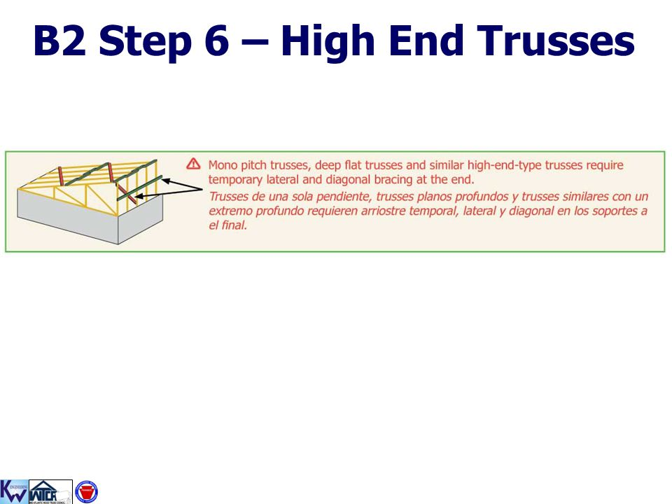 B2 Step 6 – High End Trusses