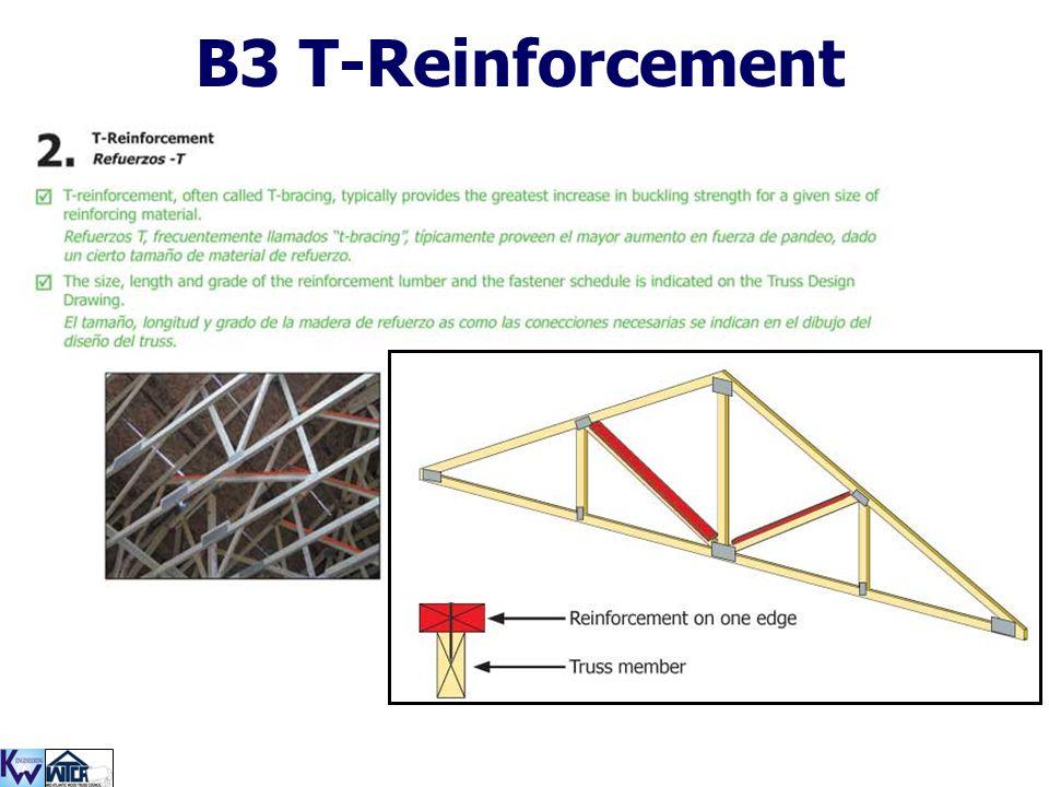 B3 T-Reinforcement