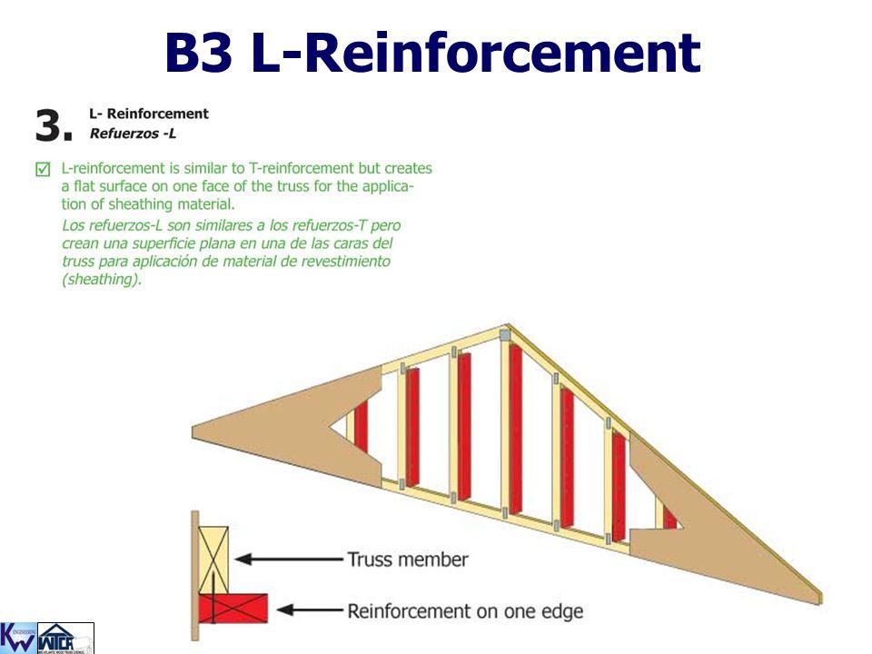 B3 L-Reinforcement
