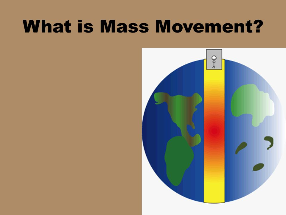 What is Mass Movement