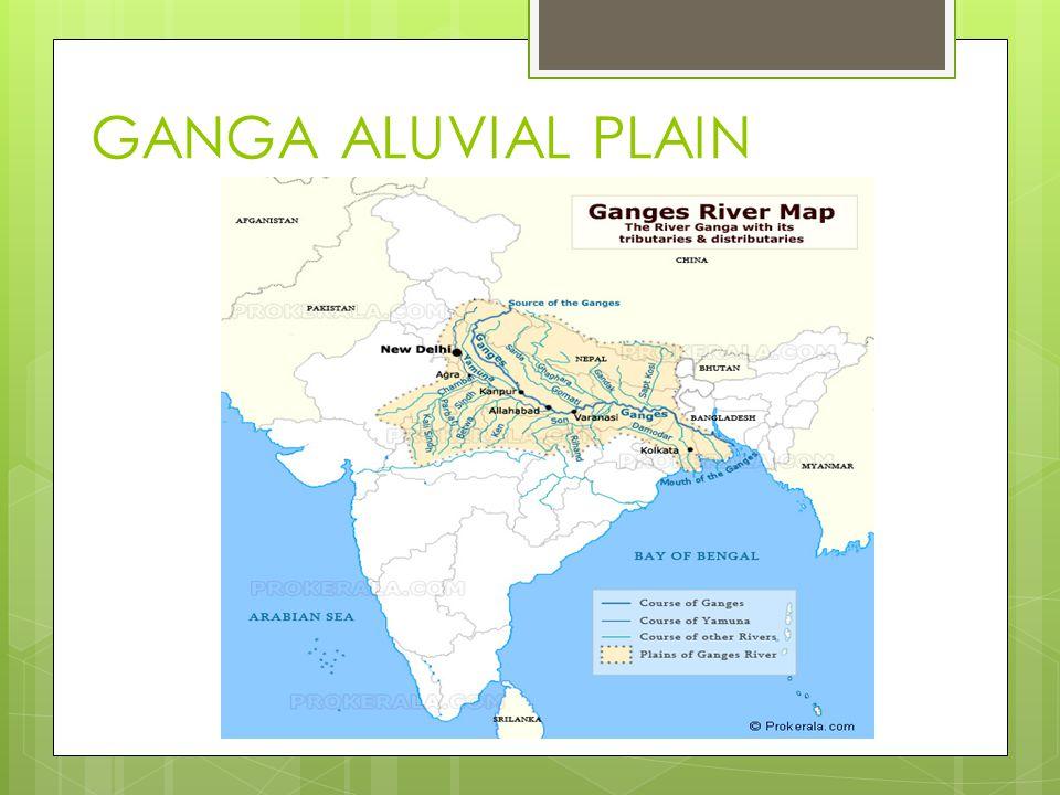GANGA ALUVIAL PLAIN