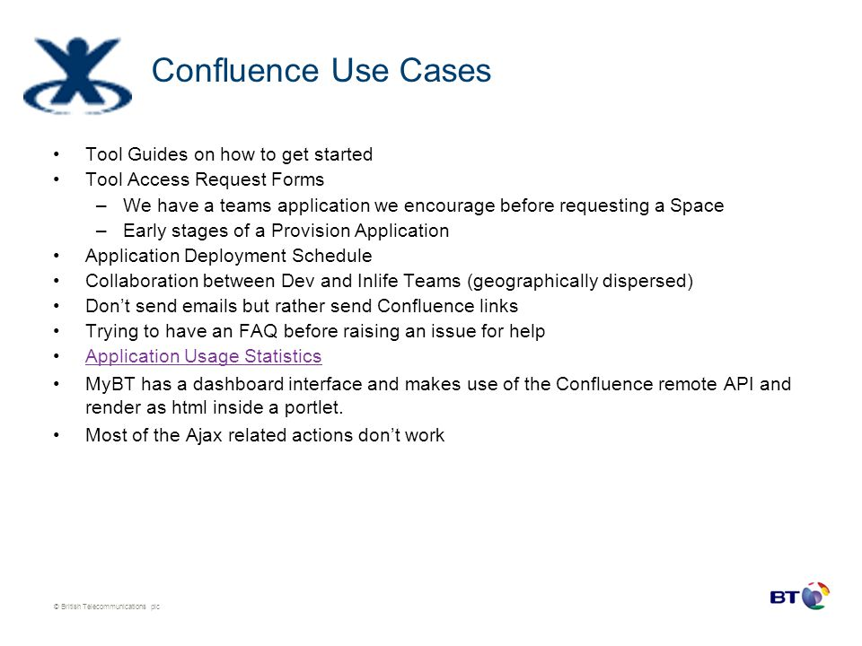 Confluence Use Cases Tool Guides on how to get started