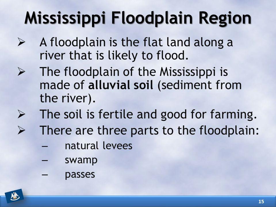 Mississippi Floodplain Region