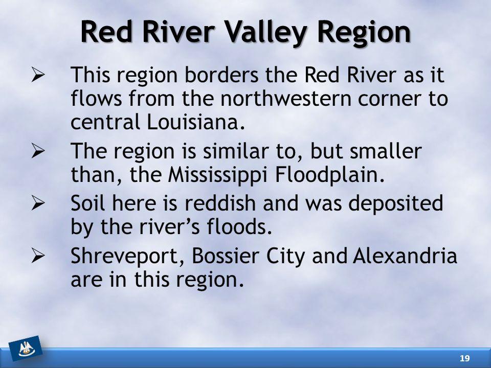 Red River Valley Region