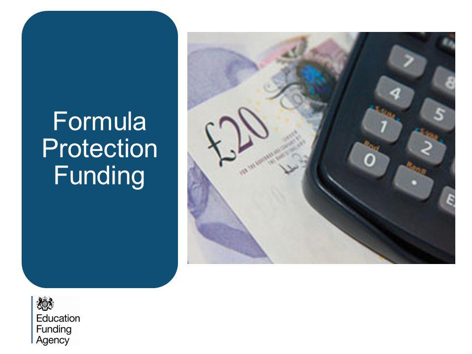 Formula Protection Funding