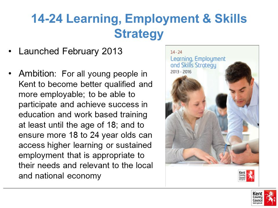 14-24 Learning, Employment & Skills Strategy