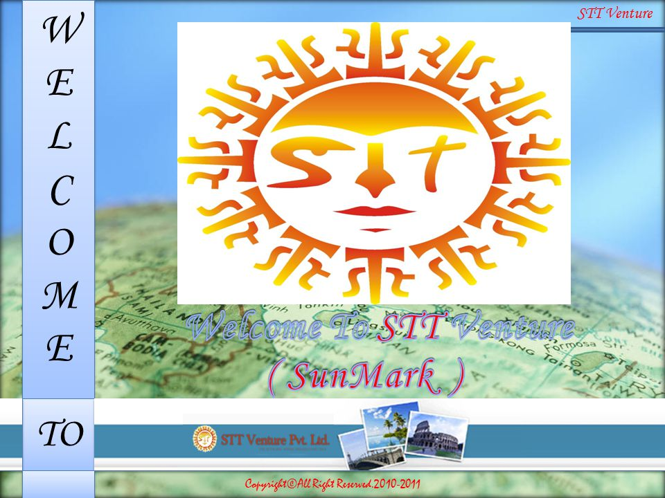 Welcome To STT Venture ( SunMark )