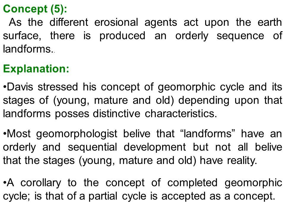 Concept (5): Explanation: