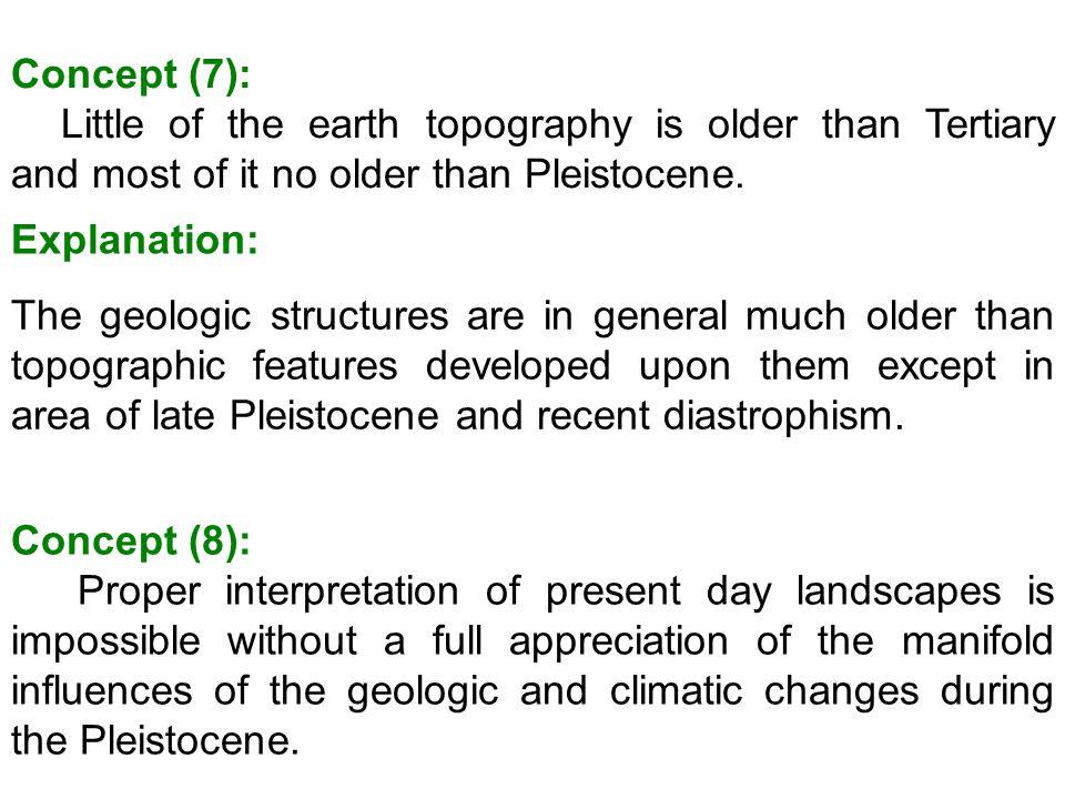 Concept (7): Explanation: