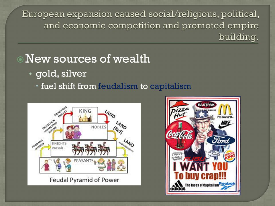 New sources of wealth gold, silver