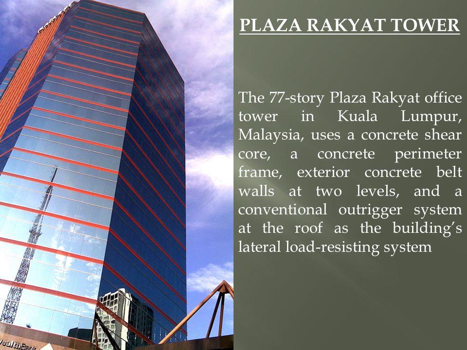 PLAZA RAKYAT TOWER