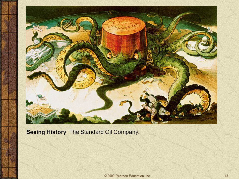 Seeing History The Standard Oil Company.