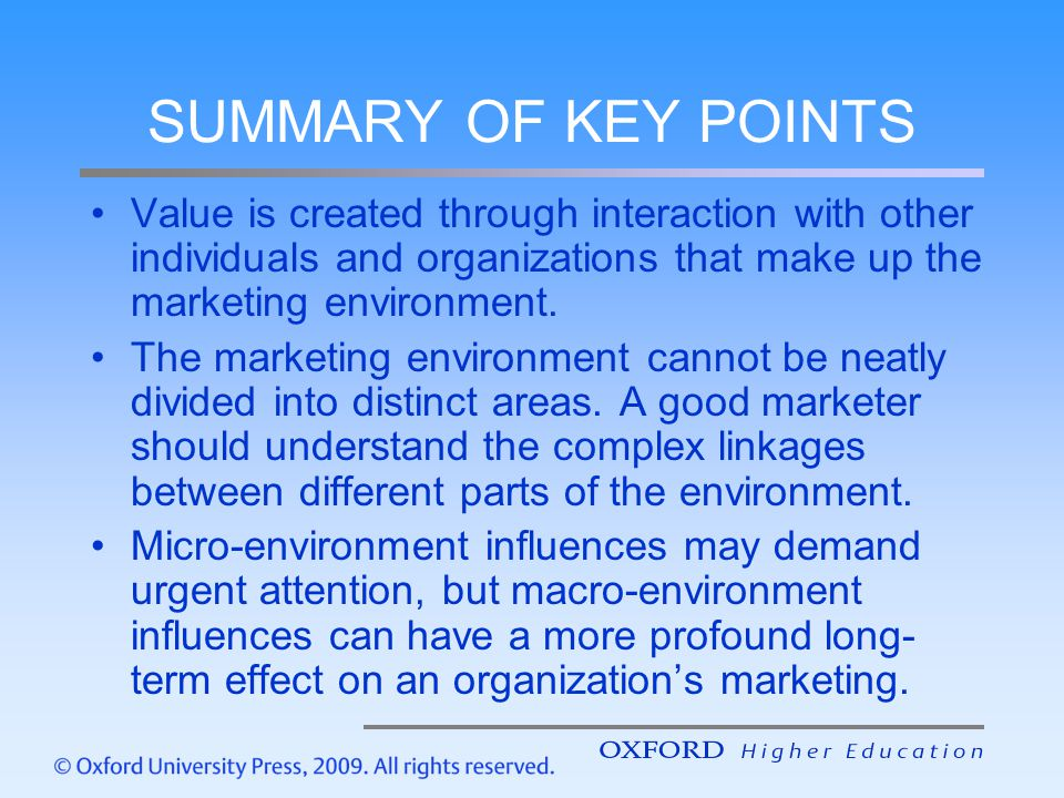micro environment in marketing ppt The primary difference between micro and macro environment is that the micro environmental factors are controllable by the business, however, the macroeconomic variables are uncontrollable.