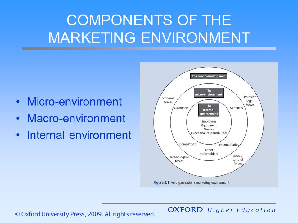 Micro (Internal) Environment vs. Macro (External) Environment: What's the Difference?