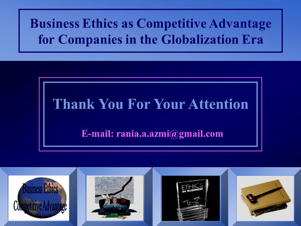 Thank You For Your Attention E-mail: rania.a.azmi@gmail.com