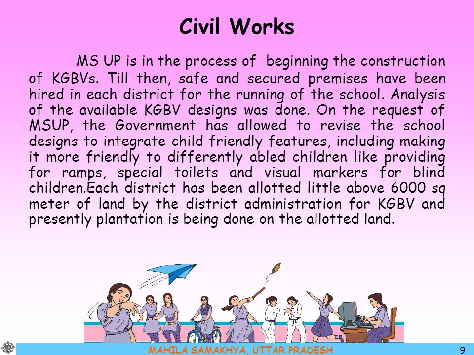 Civil Works