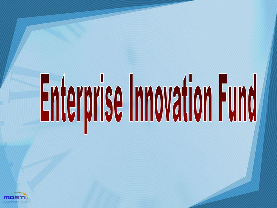 Enterprise Innovation Fund