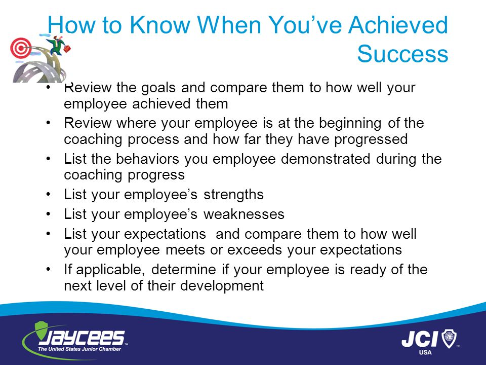 How to Know When You've Achieved Success