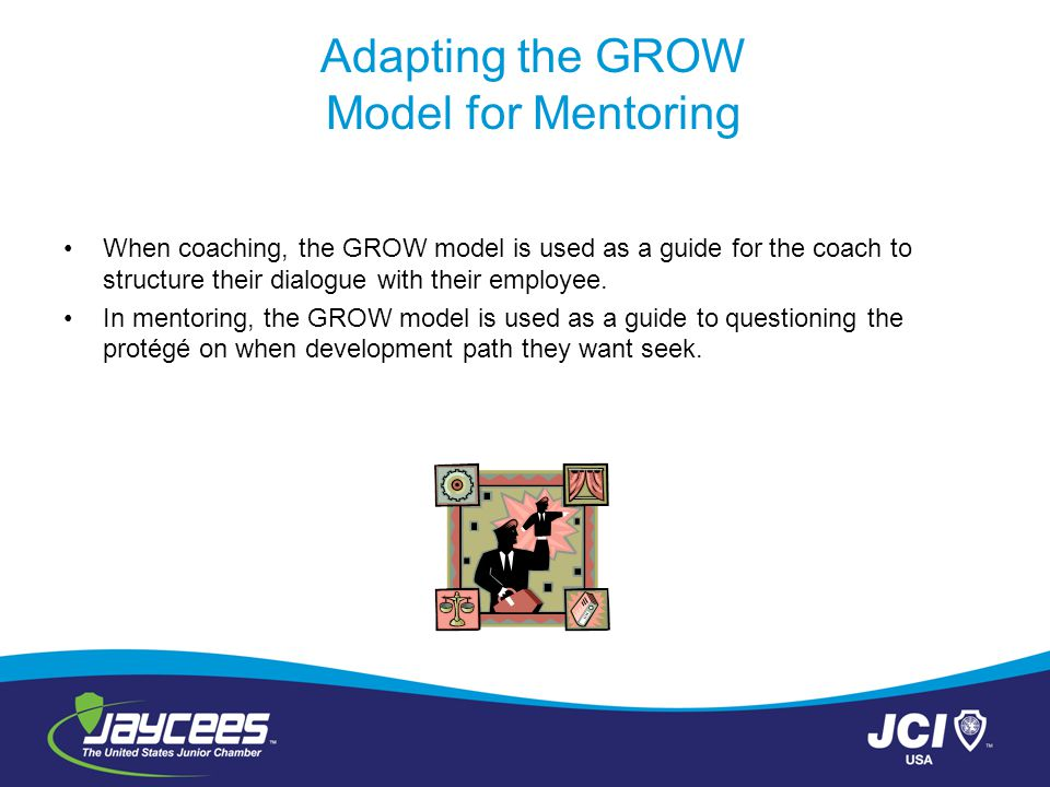 Adapting the GROW Model for Mentoring