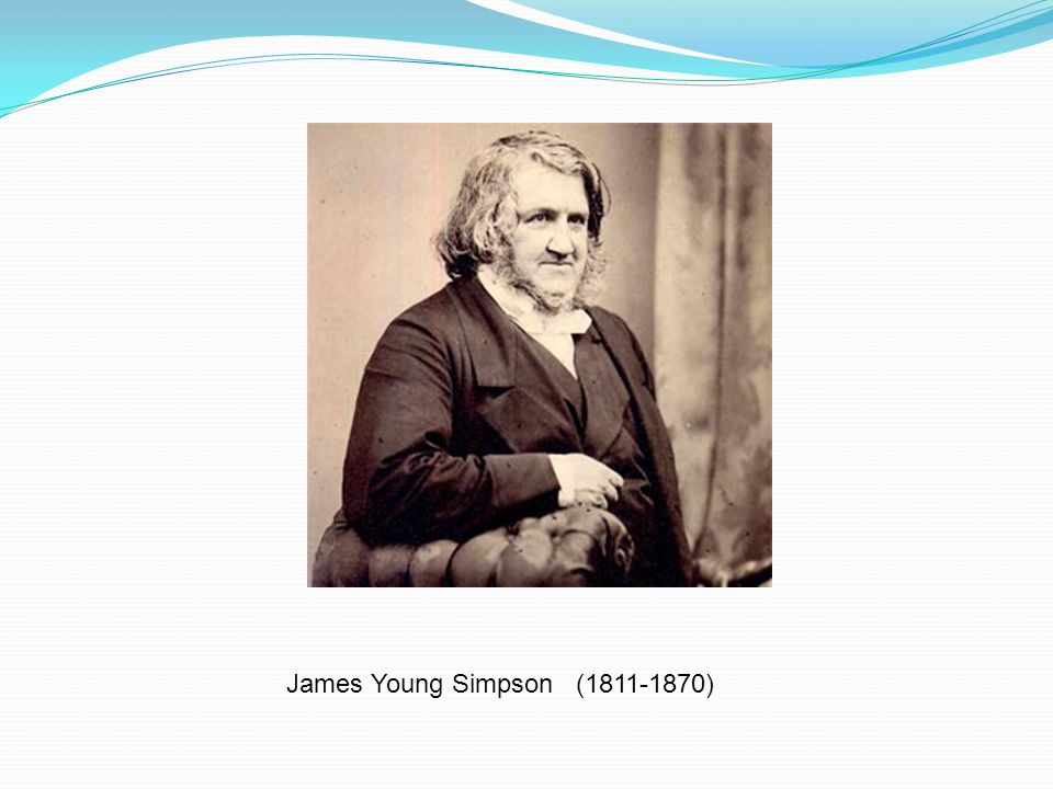 James Young Simpson (1811-1870)