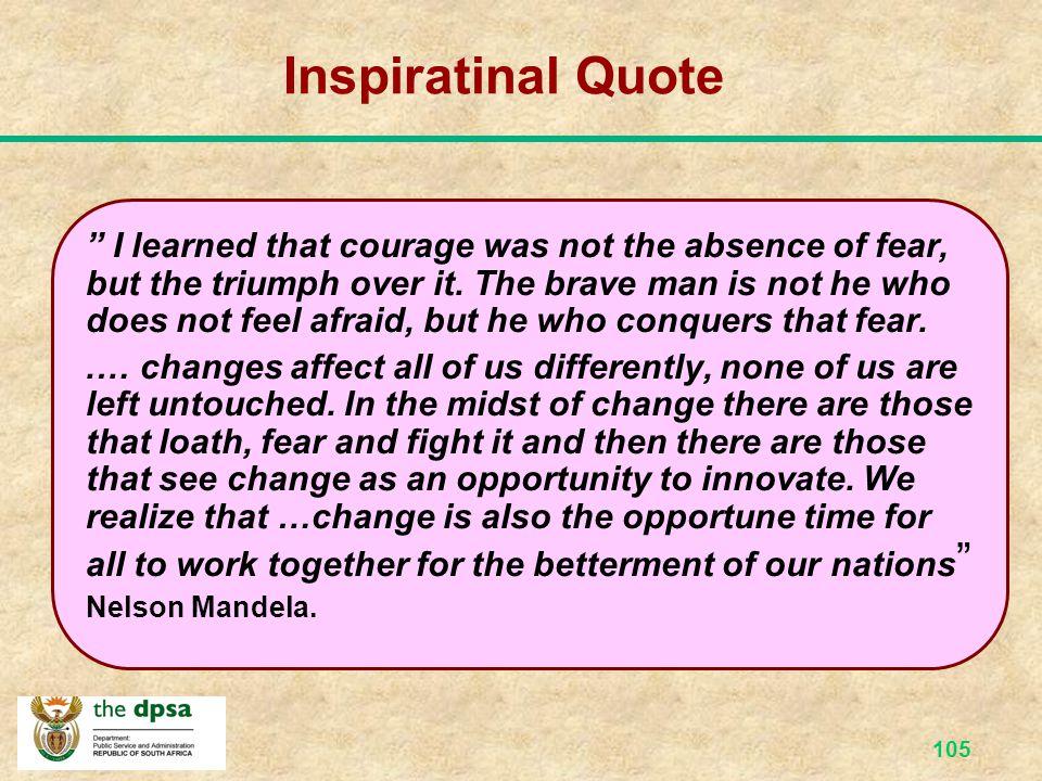 Inspiratinal Quote