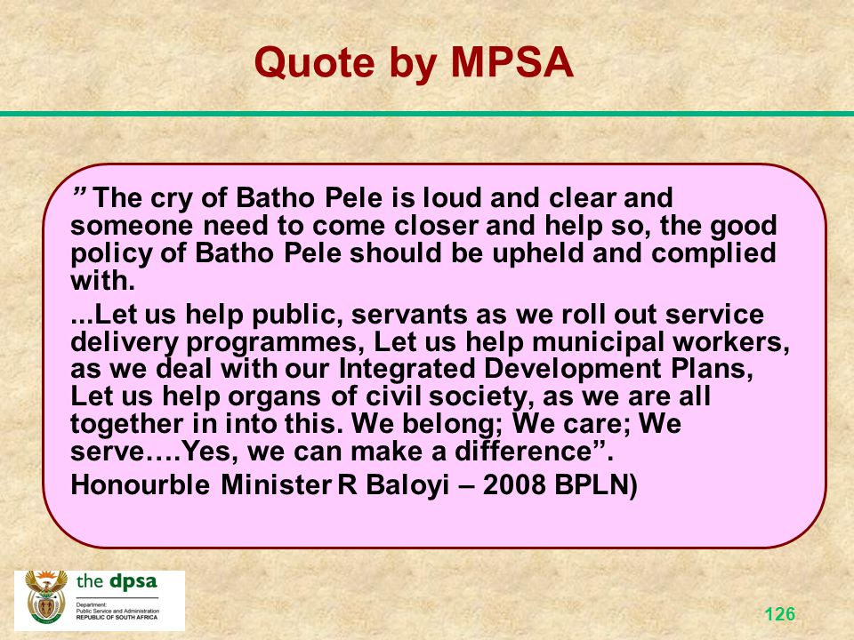 Quote by MPSA