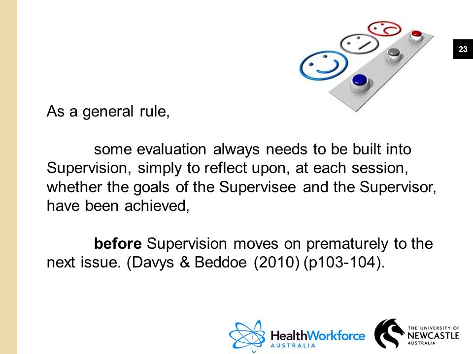 As a general rule,