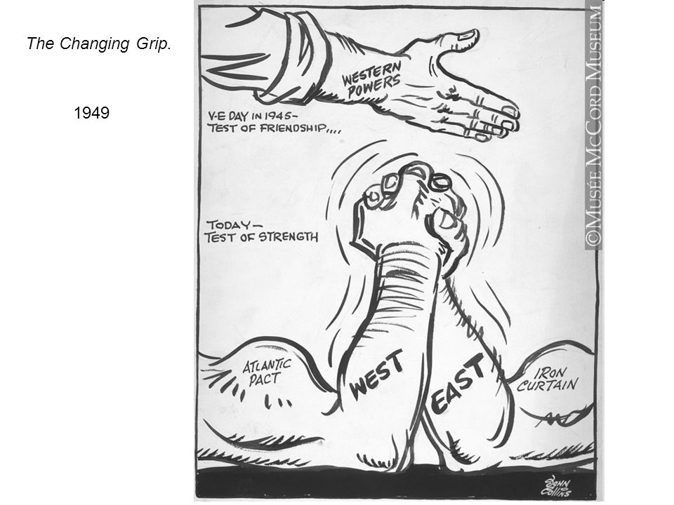 The Changing Grip. 1949