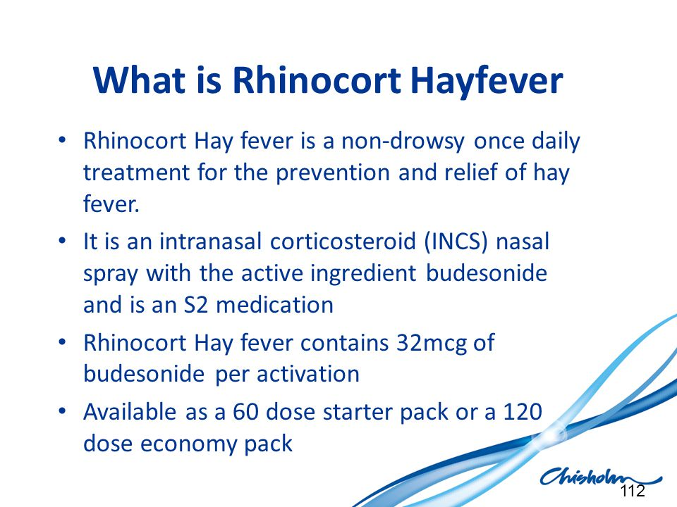 What is Rhinocort Hayfever