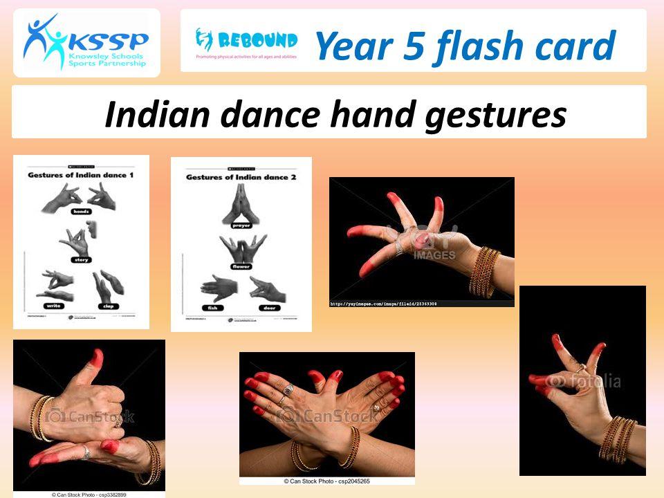 Indian dance hand gestures