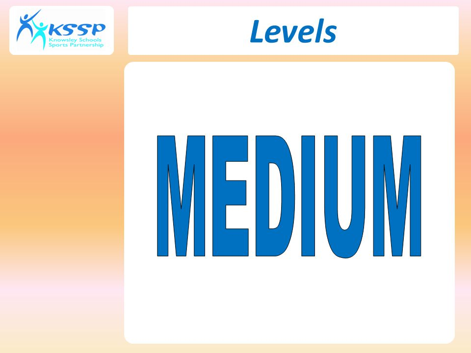 Levels MEDIUM 75
