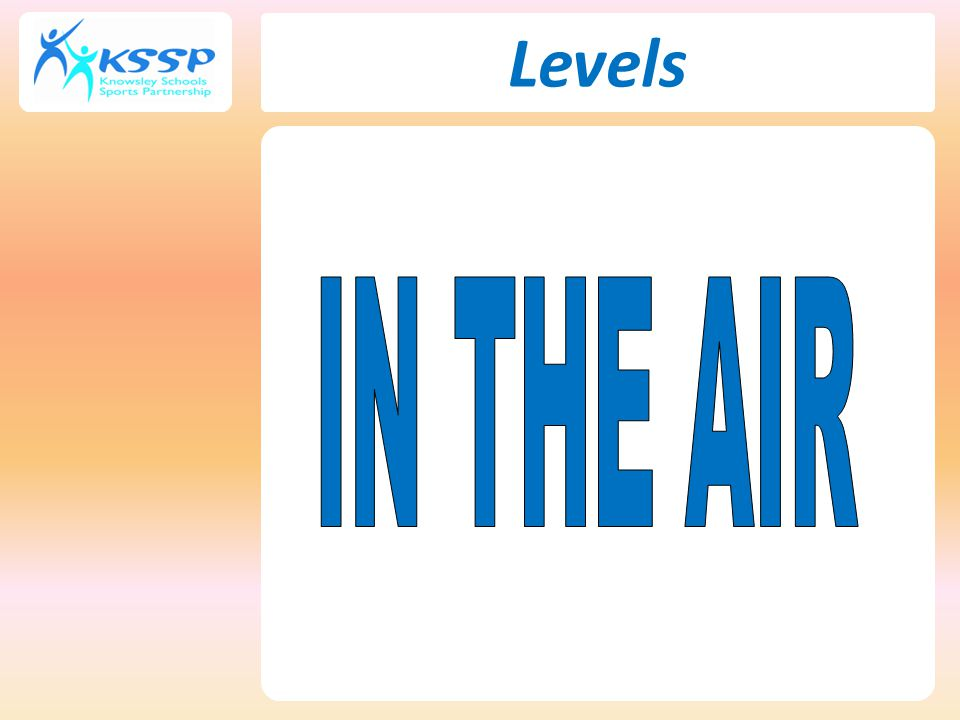 Levels IN THE AIR 77