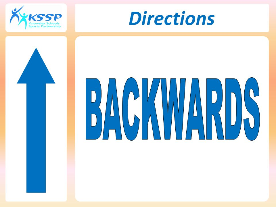 Directions BACKWARDS 79