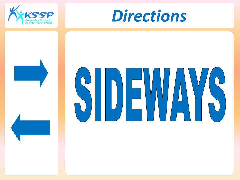 Directions SIDEWAYS 80