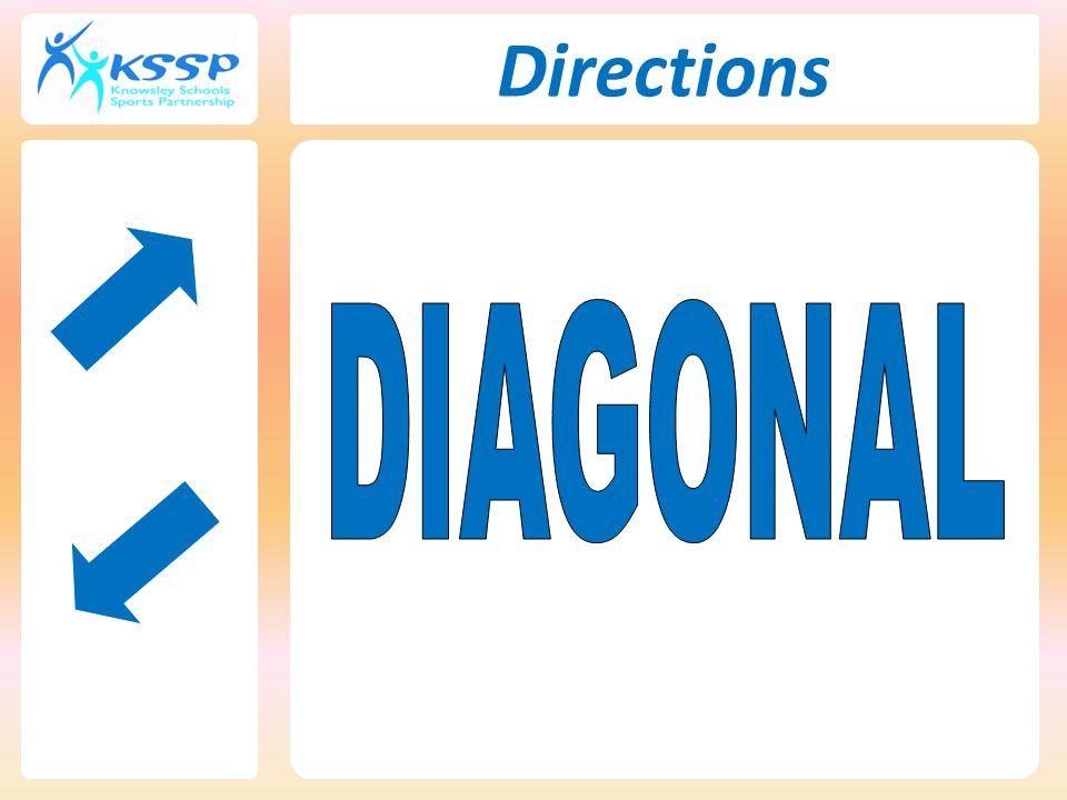 Directions DIAGONAL 81