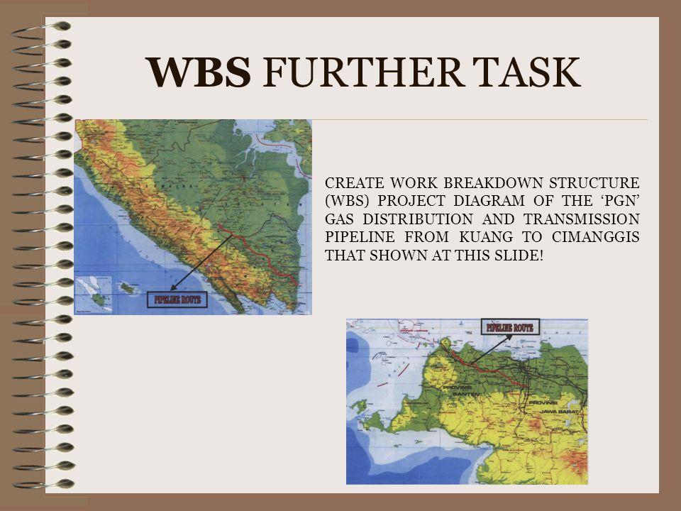 WBS FURTHER TASK