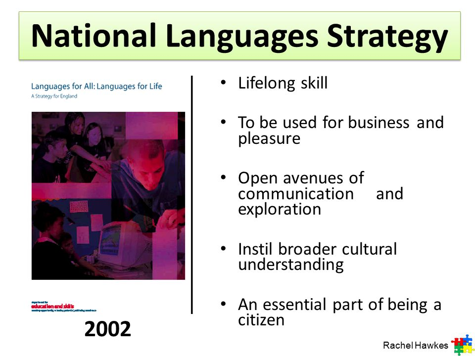 National Languages Strategy