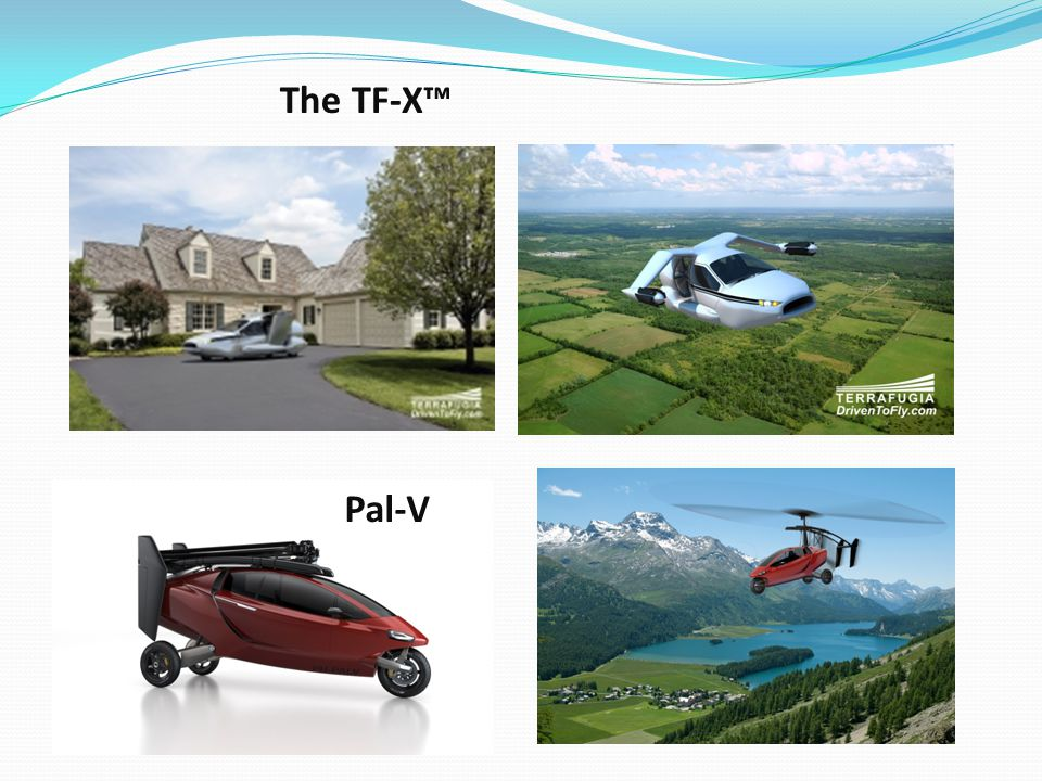 The TF-X™ Pal-V