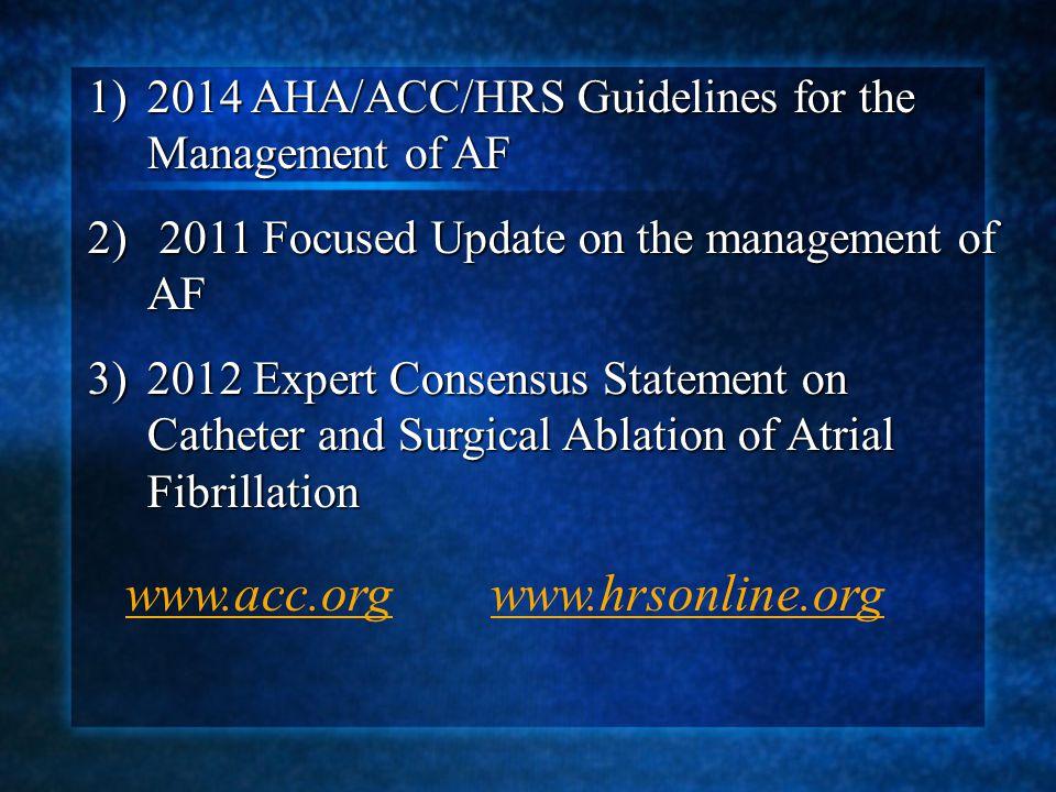 www.acc.org www.hrsonline.org