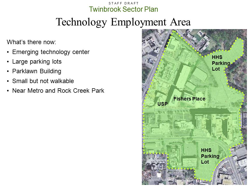 Technology Employment Area