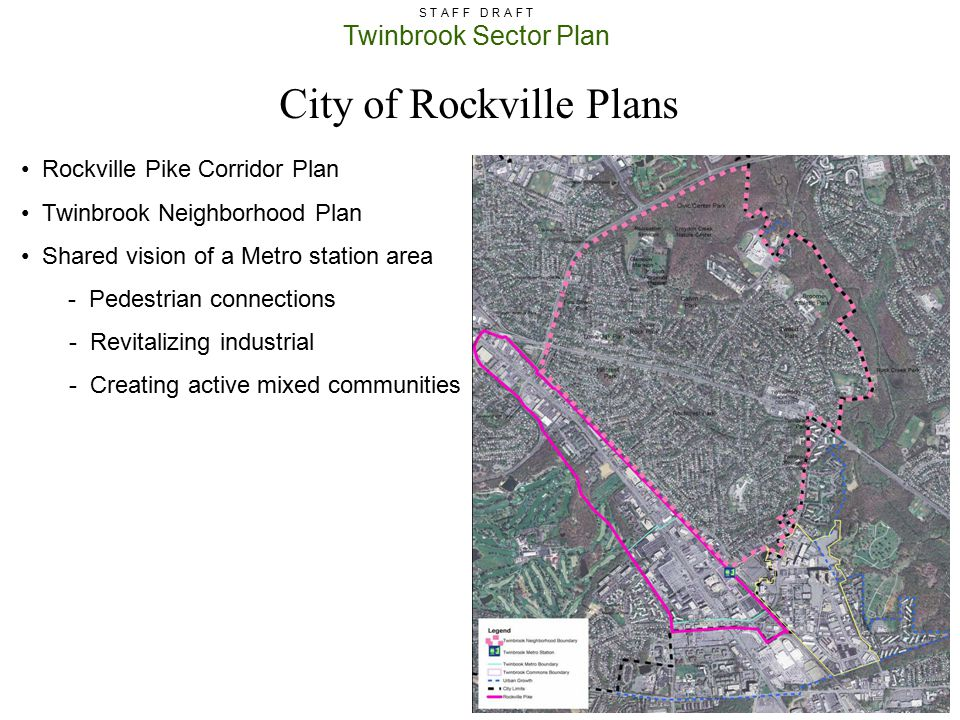 City of Rockville Plans