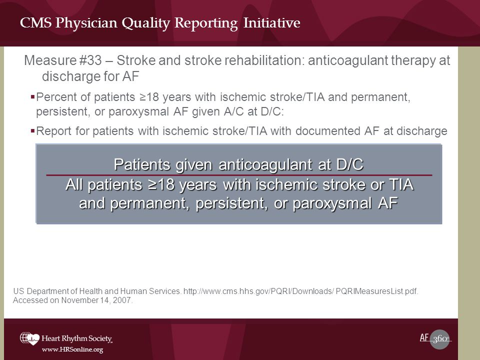 CMS Physician Quality Reporting Initiative
