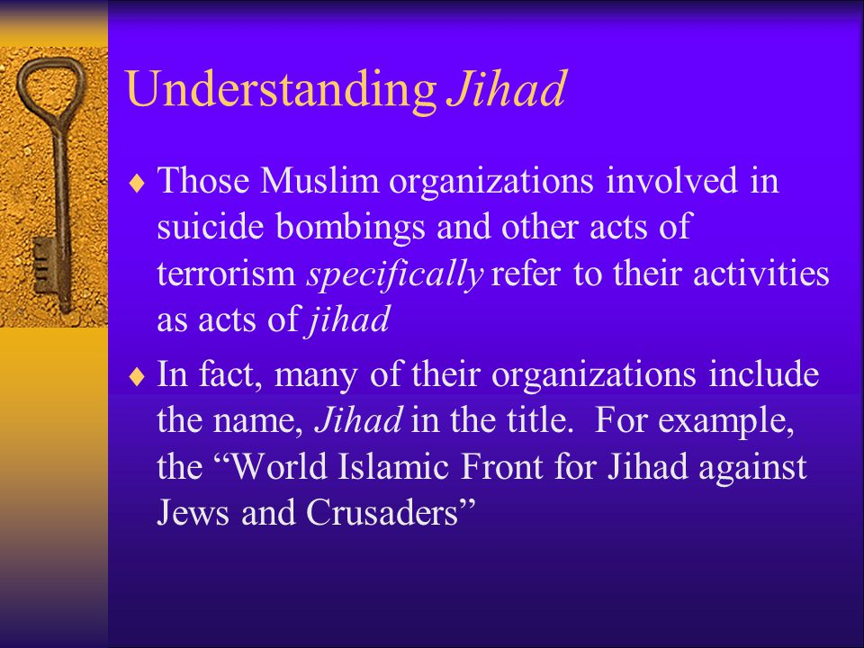 an understanding of the jihad Understanding jihad david cook university of california press berkeley los angeles london.