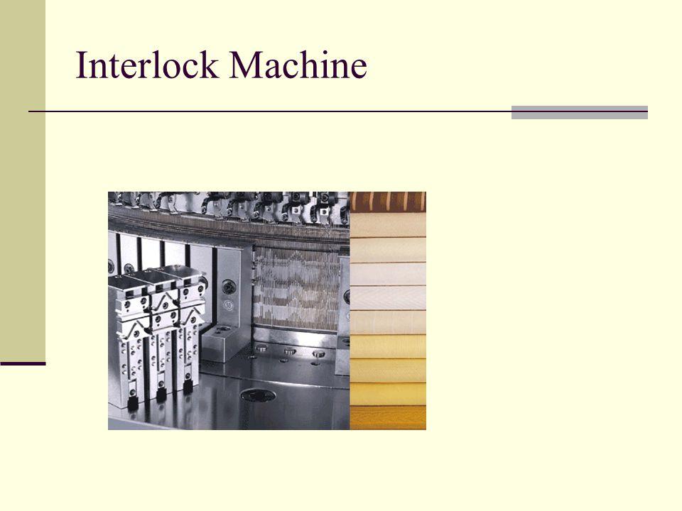 Interlock Machine