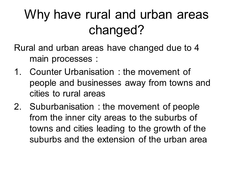 urbanisation has changed the face of 2018-7-16 in the second half of the 20th century ecosystems changed more rapidly than at any other  ecosystem change level 3  genetic diversity has declined.
