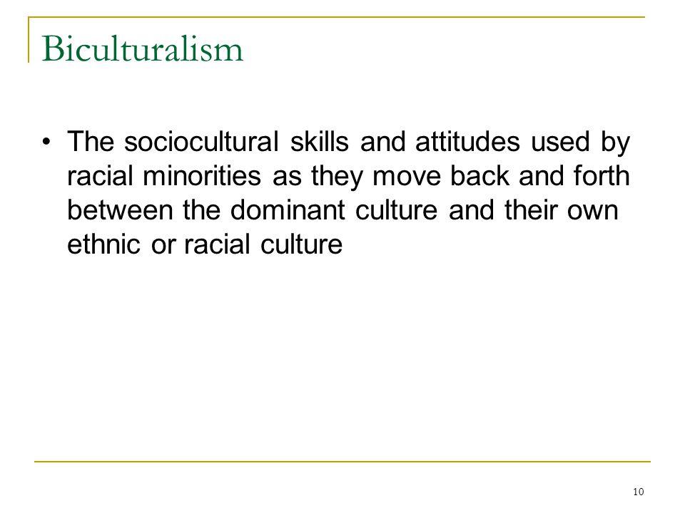 Biculturalism