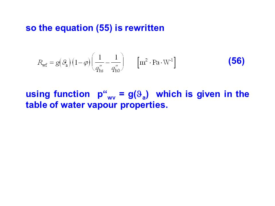 so the equation (55) is rewritten