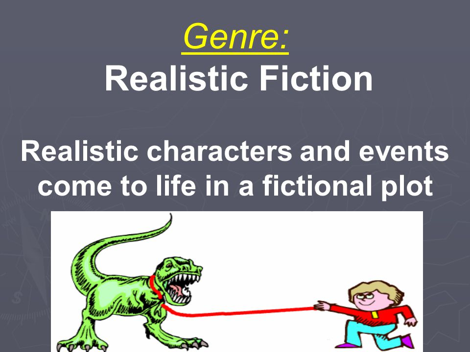 Realistic characters and events come to life in a fictional plot
